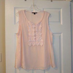 Zac & Rachel pink blouse